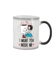 I Want You Inside Me  Color Changing Mug thumbnail