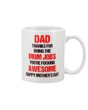 Awesome Dad Mug front