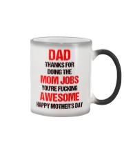 Awesome Dad Color Changing Mug thumbnail