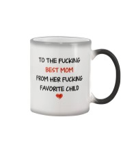 To The Best Mom  Color Changing Mug thumbnail