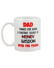 Constant Source Of Money Mug back