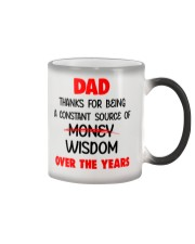 Constant Source Of Money Color Changing Mug thumbnail
