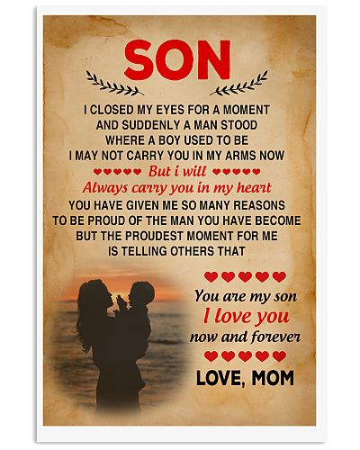 To Son From Mother