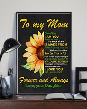 Forever and Always Mom 11x17 Poster lifestyle-poster-2