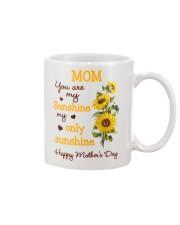 Mom Sunshine Only Mug front