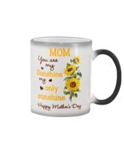 Mom Sunshine Only Color Changing Mug thumbnail