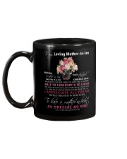 Loving Mother-in-law Mug back