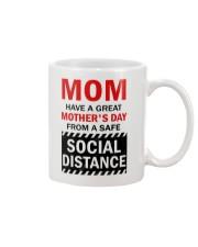 From Safe Social Distance Mug front