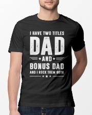 I Have Two Title Classic T-Shirt lifestyle-mens-crewneck-front-13