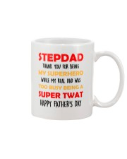 Thank You For Being My Superhero AUS Mug front