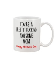 Awesome Mom Mother's Day Mug front