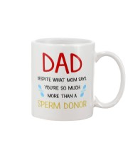 Dad Sperm Donor Mug front