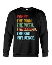Pappy Legend Bad Influence Crewneck Sweatshirt thumbnail
