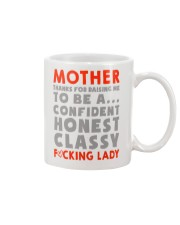 Mom Thanks For Raising me Mug front