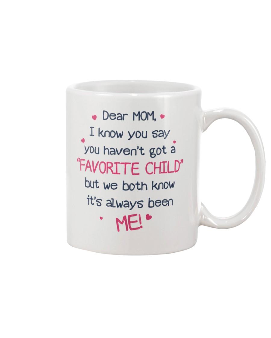 Me Always Favorite Child Mug