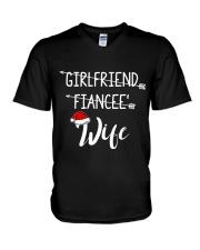 Fiancee' - Wife V-Neck T-Shirt thumbnail