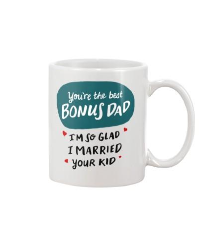 Best Bonus Dad Married Your Kid