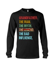 Grandfather Bad Influencer Long Sleeve Tee thumbnail