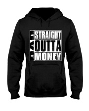 Dad Straight Outta Money Hooded Sweatshirt thumbnail