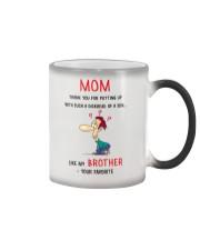 Mom Dickhead Of A Son Color Changing Mug thumbnail