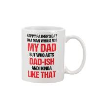 Acts Dad-ish Mug front