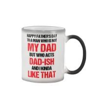 Acts Dad-ish Color Changing Mug thumbnail