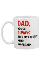 Favorite No Fee Atm Mug back
