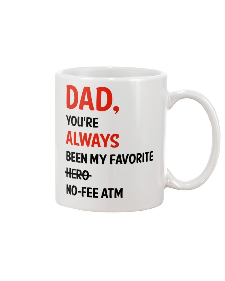 Favorite No Fee Atm Mug