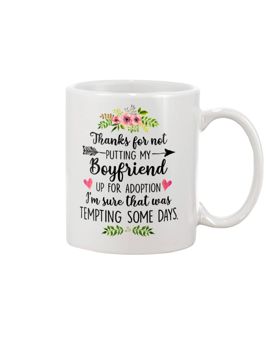 Mom Of Boyfriend Mug