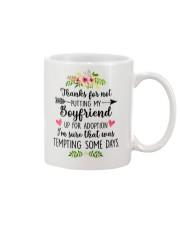 Mom Of Boyfriend Mug front