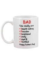 Dad Smelly Mug back