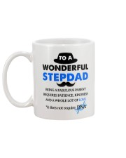 Not Require DNA Mug back