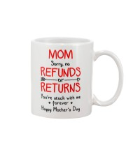 Mom Stuck With Me Mug front