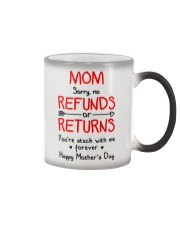 Mom Stuck With Me Color Changing Mug thumbnail