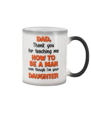 Dad Raise Like Man Color Changing Mug thumbnail
