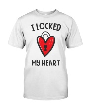 Couple Looked Key Classic T-Shirt thumbnail
