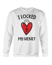 Couple Looked Key Crewneck Sweatshirt thumbnail