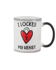 Couple Looked Key Color Changing Mug thumbnail
