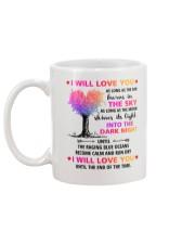 I Will Love You As Long As Mug back