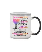 I Will Love You As Long As Color Changing Mug thumbnail