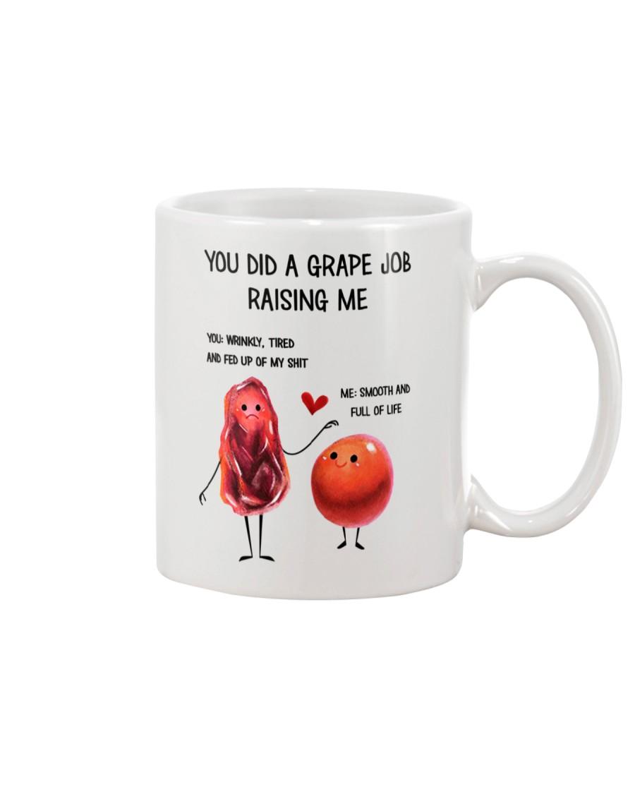 Do Grape Jobs Mug