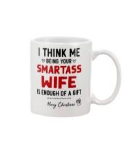 Smart Wife Mug front