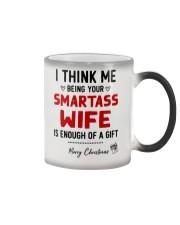 Smart Wife Color Changing Mug thumbnail