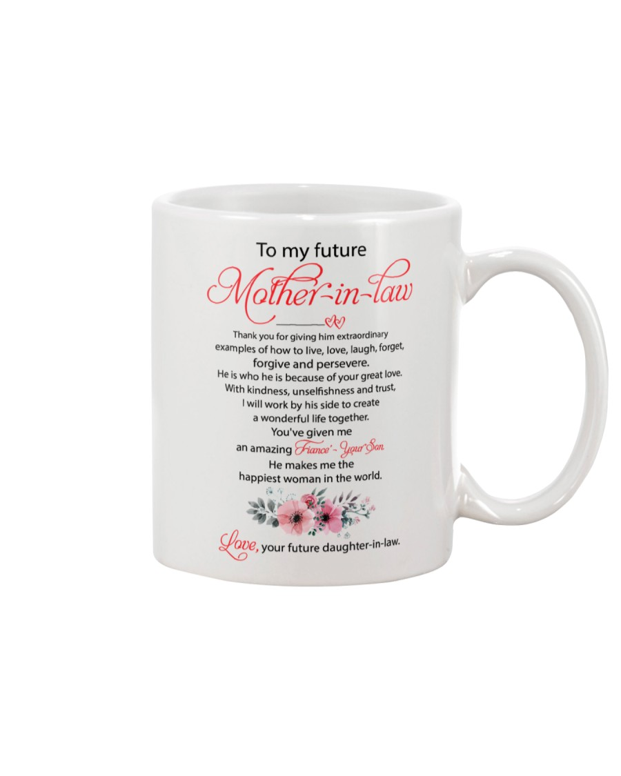 Future Mother-in-law Mug