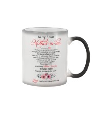 Future Mother-in-law Color Changing Mug thumbnail