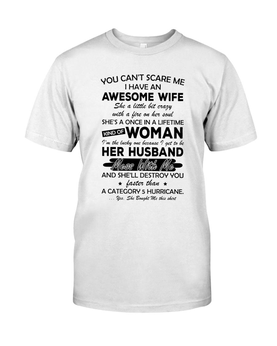 Better Than Husband Classic T-Shirt