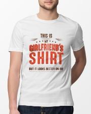 Girlfriend Shirt  Classic T-Shirt lifestyle-mens-crewneck-front-13