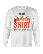 Girlfriend Shirt  Crewneck Sweatshirt thumbnail