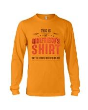 Girlfriend Shirt  Long Sleeve Tee thumbnail
