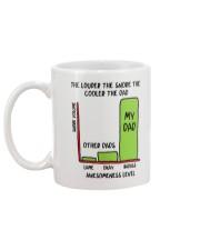Louder Snore Cooler  Mug back